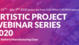 1st  Battery Manufacturing Days