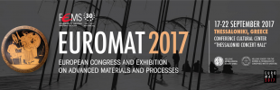 EUROMAT 2017 - Call for abstracts
